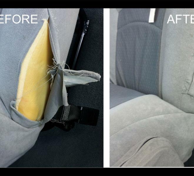 Seat repair